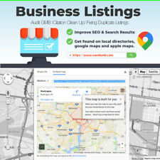 Embed your GMB in web2 websites for local SEO - Ranking Service
