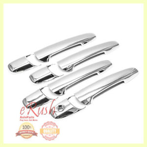 FOR 07-10 LINCOLN MKX 07-12 MKZ 06-07 ZEPHYR CHROME DOOR HANDLE COVER COVERS US!