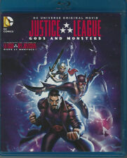 Justice League: Gods and Monsters (Dvd, 2015, 1-Disc , Canadian)
