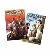 L'Attacco dei Giganti N° 32 - Variant - Planet Manga - Panini Comics - ITALIANO