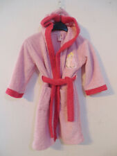 DISNEY ° hübscher Bademantel Gr. 104 110 rosa Mädchen Mode Kleidung Morgenmantel