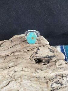 Turquoise Ring, size 11 1/4