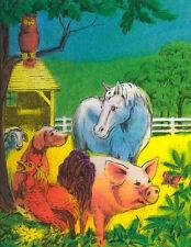 MY FARM ADVENTURE - Personalized Children's Book (3 - 8)   English