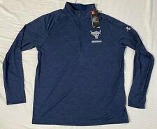 Under Armour Men's Project Rock Tech ½ Zip Long Sleeve Shirt Sz. XL NWT
