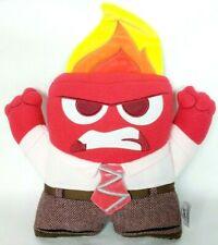"Disney Pixar Inside Out Anger Flame Plush Stuffed Animal 13"""