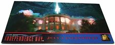 Independence Day Movie Promo Card 1996 Topps Wide Vision Will Smith