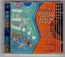 (GY529) Clive Harvey/Trevor Hills, The Ultimate Guitar Album - 1997 CD