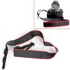 Dslr Camera Black Shoulder Neck Strap Belt Fit for Neck Strap Canon EOS 70D