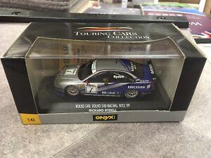 Onyx Volvo S40 Rydell BTCC 1/43 Scale 1999