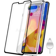 For LG V40 ThinQ Screen Protector Tempered Glass Anti-Scratch Guard Sheild Saver