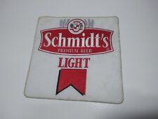 Schmidt's Light Beer Large Patch NEW