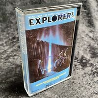 Explorers Music From The Motion Picture Soundtrack Cassette Tape MCA 1985