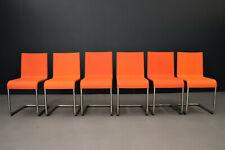 Vitra 2 x Freischwinger .05 Maarten van Serveren orange