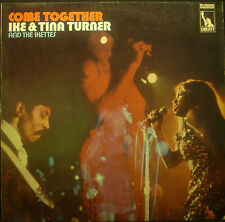 LP IKE & TINA TURNER and THE IKETTES - come together, Liberty