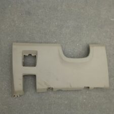 Lincoln Ls 2000 2001 2002 2003 2004 2005 2006 Lower Console Trim Panel Camel