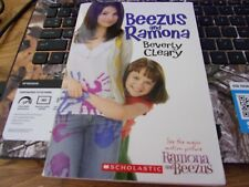 Beezus and Ramona by Beverly Cleary (Paperback)