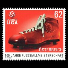 Austria 2011 - 100th Football Championship in Austria Soccer - Sc 2333 MNH