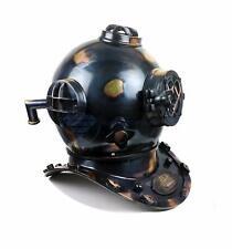 Scuba Diving Nautical Helmet | Maritime Ship's Decorative Helmet Halloween spart