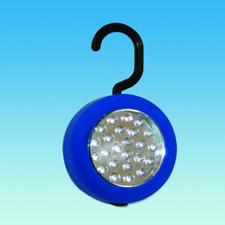 X10 BULK Camping Tent Light 24 LED Handy Lamp Magnetic With Hook Lantern/lamp