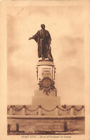 R324017 Port Said. Statue of Ferdinand de Lesseps. L. C. 360
