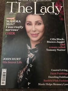 The Lady Magazine 20 July 2018 - Cher cover feature