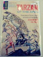 TARZAN OF THE APES 202 FINE- GOLD KEY 1971 PA2-295