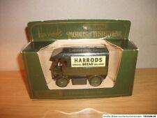 MATCHBOX - Models of yesteryears - Y29 WALKER électrique Van - Harrods