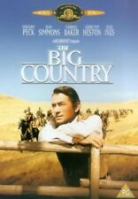 The Big Country DVD NEW dvd (16110DVD)