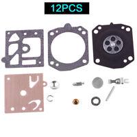 Trimmer  Walbro Brush Cutter  Gasket Diaphragm Carburetor Carb  Repair Kit