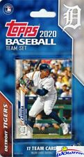 Detroit Tigers 2020 Topps Limited Edition 17 Card Team Set - Miguel Cabrera ++