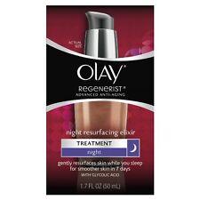 Olay Regenerist Advanced Anti-Aging Night Resurfacing Elixir 1.7 Fl Oz