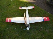 RC Motorflugzeug flugbereit