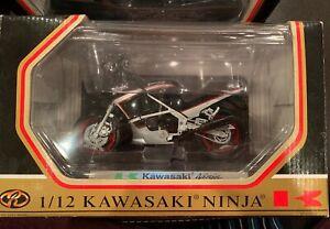 Motor  Max  Kawasaki Ninja 1/12 Scale #76213