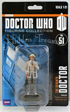 Doctor Who THE SEVENTH DOCTOR Collectible Resin Figure No. 51
