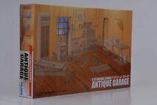 Werkstatt Antique Garage ohne Zubehör Diorama Kit Bausatz 1:24 Fujimi 12
