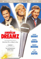 American Dreamz (DVD, 2006, Widescreen) (BUY 5 DVD, GET 4 FREE) *FREE SHIPPING*