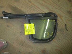 Driver Left Rear Door Vent Glass Fits 05-10 COBALT 96720