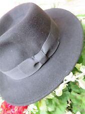 Fedora/Trilby 1940s Vintage Hats for Men