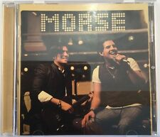 MORSE - Grupo Con GERARDO BAZUA novio de PAULINA RUBIO rare CD NEW sealed Nuevo