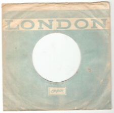 LONDON RECORDS SLEEVE FOR 45 RPM 7 INCH RECORD - AUSTRALIA