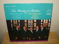 "BLACKWOOD BROTHERS QT..""SING SOMETHING OLD/ SOMETHING NEW""...""AUTOGRAPED"".....LP"