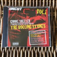 UNCUT vol. 1 17 covers of ROLLING STONES by Ryan Adams Johnny Winter and more
