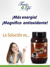 Jimmy Coffee Powerful Antioxidant,Liver Regeneration and much more by Tonic Life