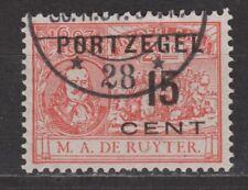 Port 40 used NVPH Netherlands Nederland Pays Bas 1907 due used portzegel