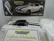 1:18 Exacto Detalle #223A Vinilo Top 1967 Chevrolet Camaro Lmtd. 1 de 250