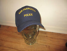 MURDER IN THE FIRST Screen Used San Francisco POLICE HAT CAP Productio Wardrobe