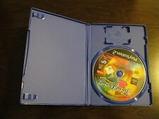Trivial Pursuit (Sony PlayStation 2, 2009) No Instructions