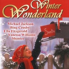 Winter Wonderland (2000) Temptations, Michael Jackson, Bing Crosby, Jacks.. [CD]