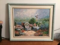 D. GARDNER Original Oil On Canvas Painting