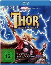 THOR: TALES OF ASGARD (Animated Marvel) Blu-ray Disc NEU+OVP